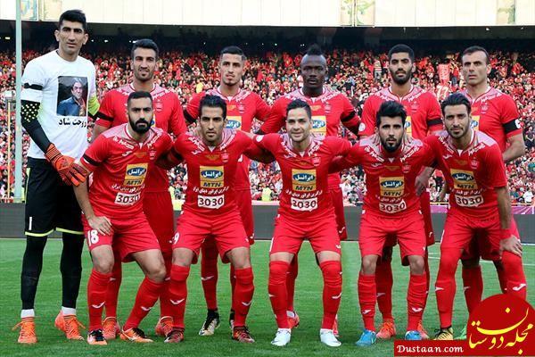 www.dustaan.com اقدام باشگاه پرسپولیس برای تمدید قرارداد ۱۰ بازیکن