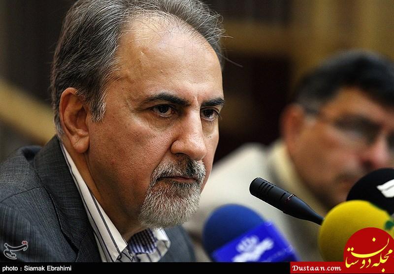 www.dustaan.com نجفی به دلیل عملکردش استعفا داد؟