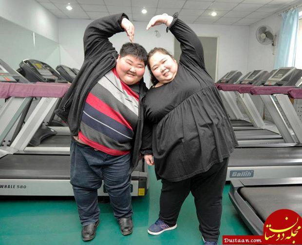 www.dustaan.com علت چاقی زوج ها پس از ازدواج چیست؟