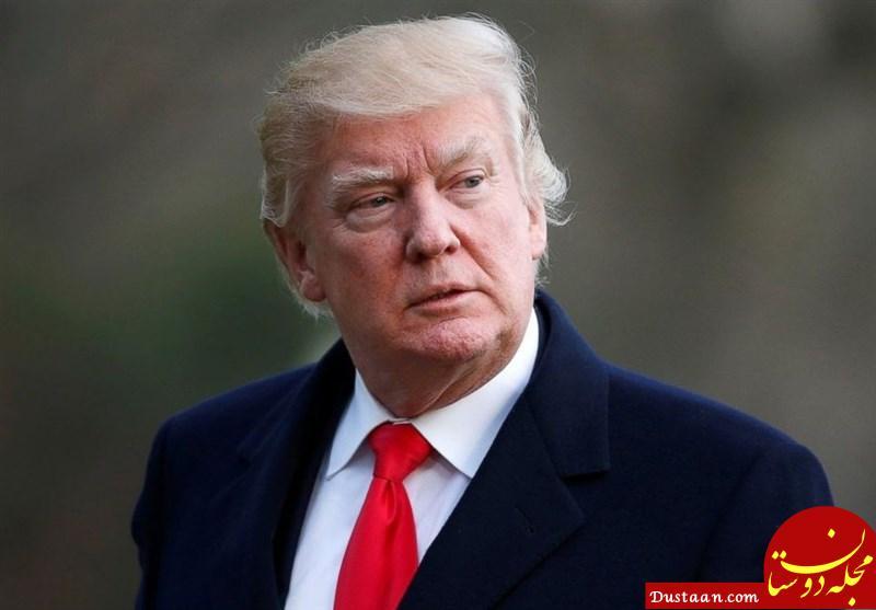 www.dustaan.com اظهارات ضد ایرانی ترامپ به بهانه تبریک نوروزی