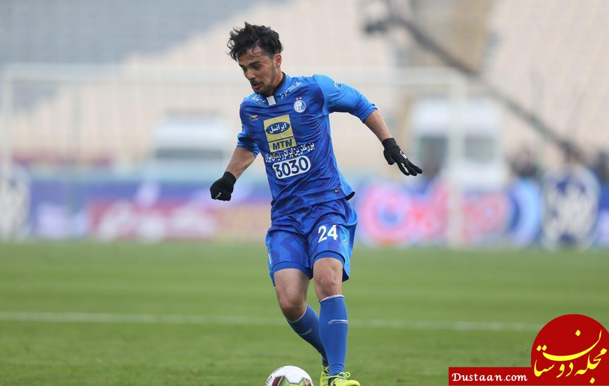 www.dustaan.com بازیکنی که پایان فصل از استقلال جدا می شود