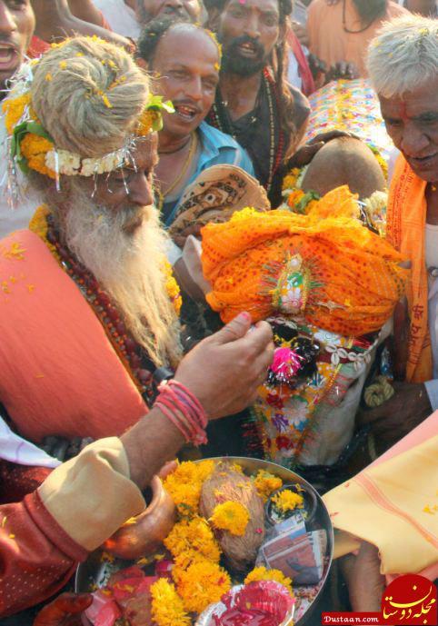 www.dustaan.com قاتلان یک مسلمان گاوکُش در هند به حبس ابد محکوم شدند
