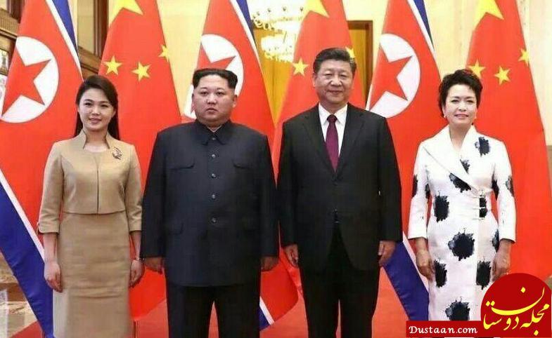 چینی ها مبهوت پوشش زیبای همسر «اون»! +تصاویر