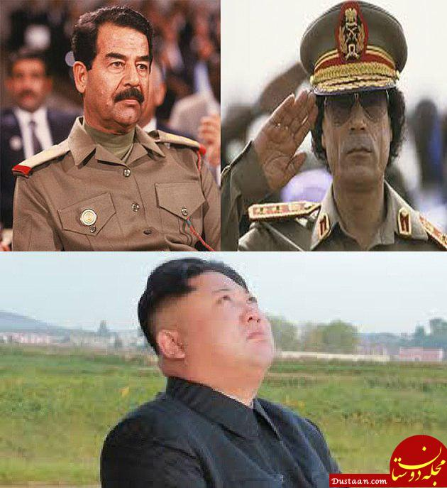 www.dustaan.com دلیل دست کشیدن کره شمالی از ساخت تسلیحات موشکی و هسته ای چیست؟!