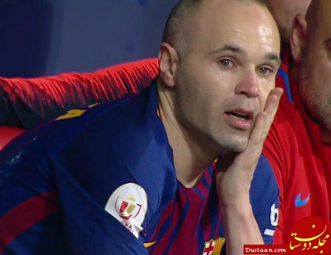 www.dustaan.com تایید جدایی کاپیتان از بارسلونا