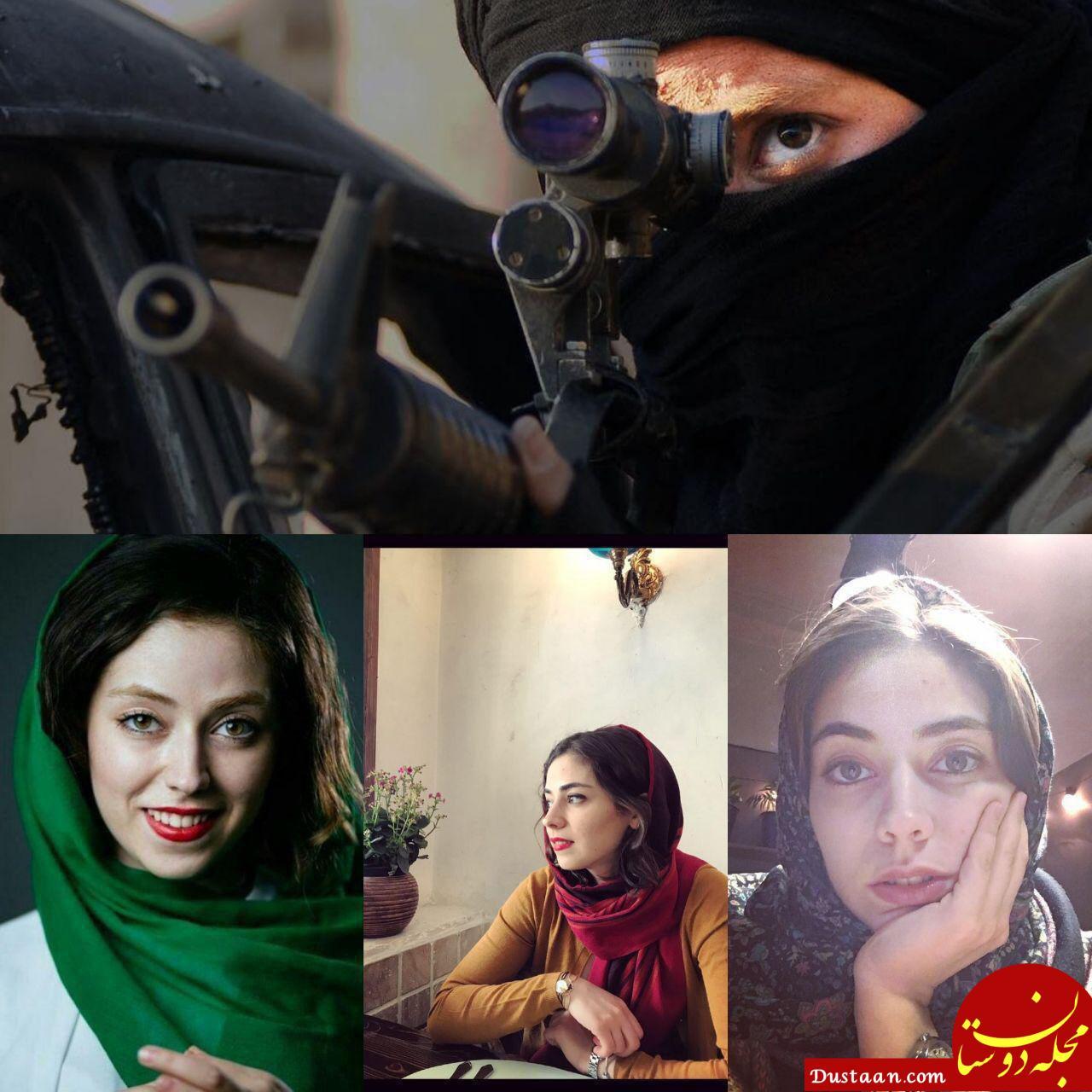 بیوگرافی نیلوفر رجایی فر بازیگر نقش الیزابت در سریال پایتخت
