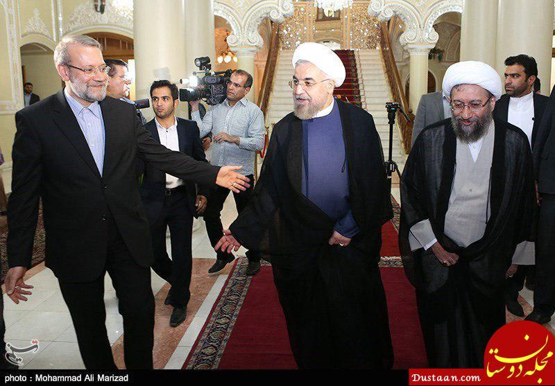 www.dustaan.com روحانی: نیازهای ارزی مردم تأمین می شود