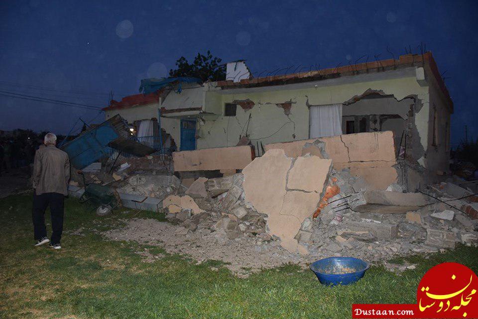 www.dustaan.com وقوع زلزله در ترکیه/ ساختمان ها تخریب و مدارس تعطیل شدند