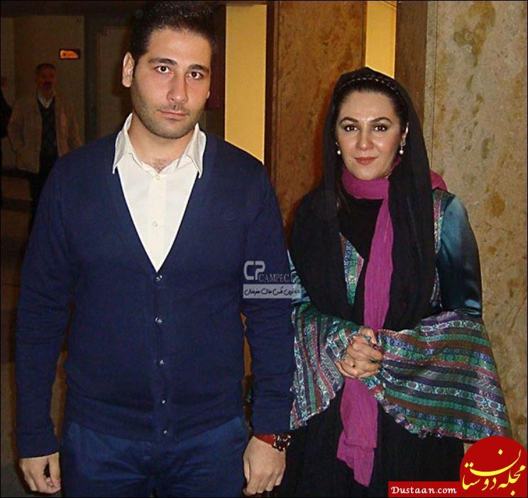www.dustaan.com بیوگرافی و عکس های جذاب ستاره اسکندری و همسرش