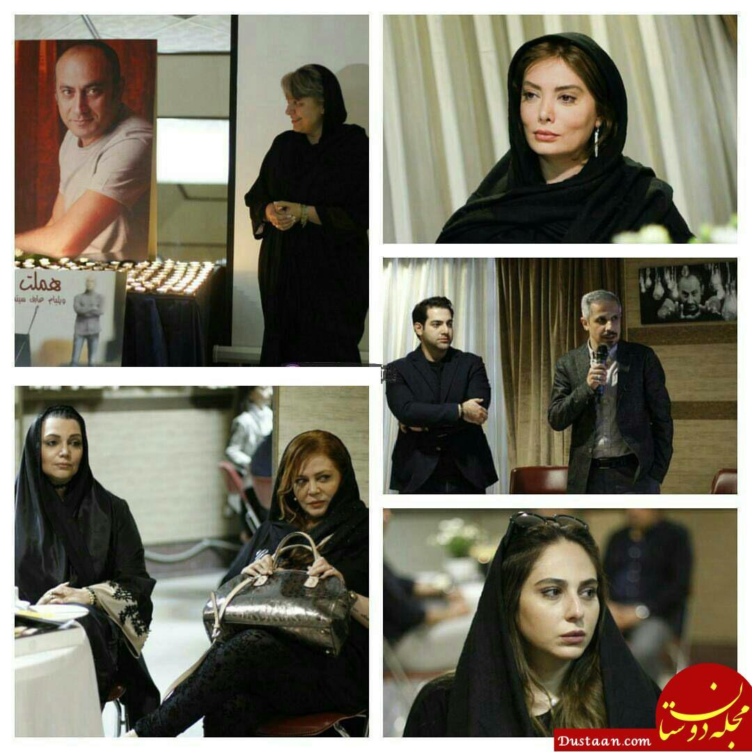 www.dustaan.com عکس های مراسم سالگرد درگذشت عارف لرستانی