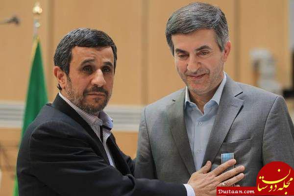 www.dustaan.com تمدید حکم بازداشت موقت «اسفندیار رحیم مشایی»