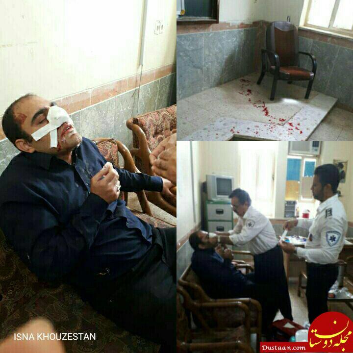 www.dustaan.com روایت مدیر مدرسه ای که معلم اش به دست والدین یک دانش آموز کتک خورد