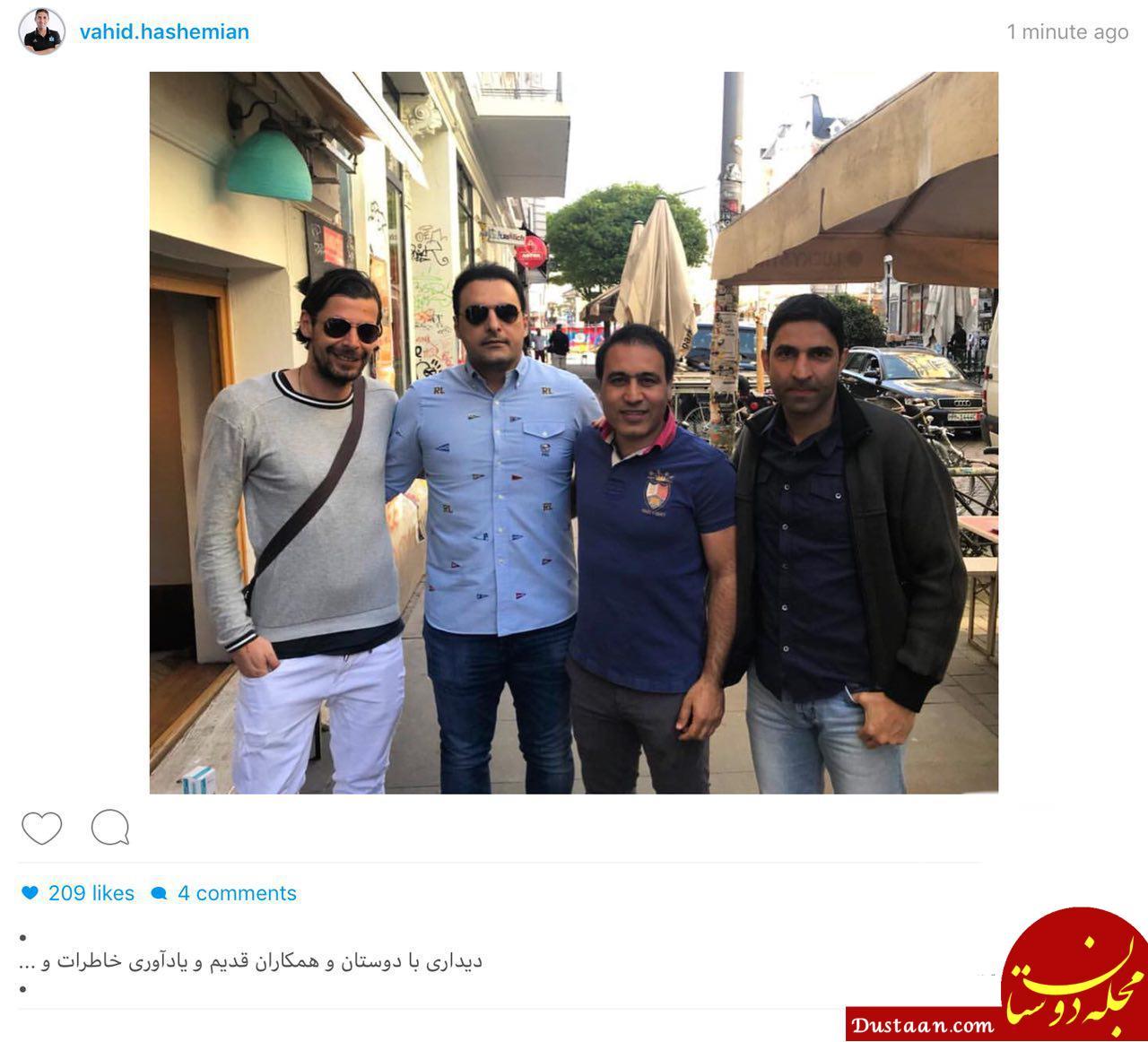 www.dustaan.com ملی پوشان سال های نه چندان دور در یک قاب! +عکس