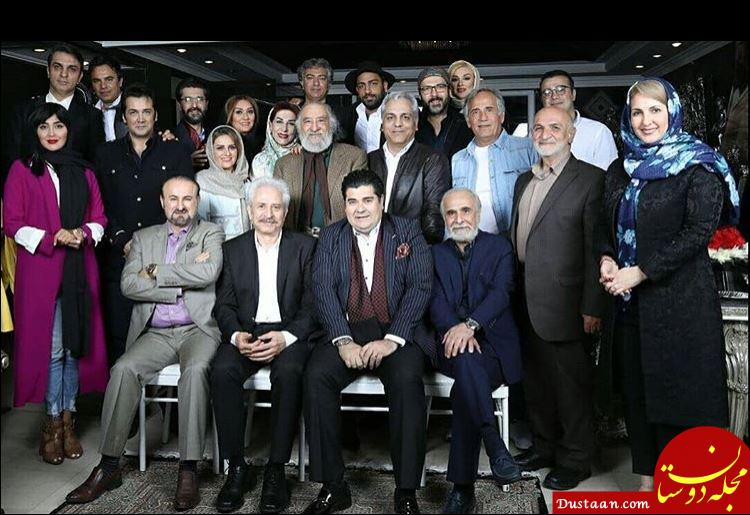 بیوگرافی و عکس های دیدنی مهران مدیری و فرزندانش