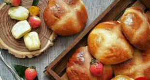 طرز تهیه نان کره ای به سبکی خوشمزه