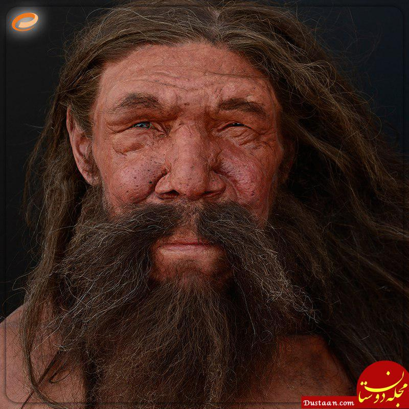 www.dustaan.com چهره واقعی انسان 150 هزار ساله! +عکس