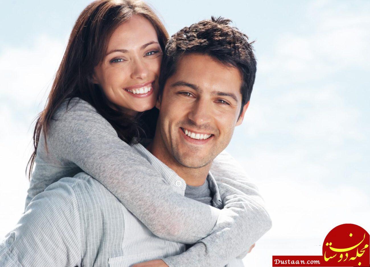 www.dustaan.com اگر همسرتان این نشانه ها را دارد بدانید، به زندگی وفادار است!
