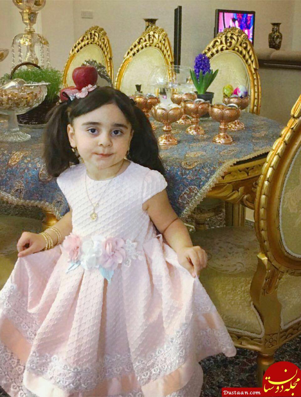 www.dustaan.com - فیلم دوربین مدار بسته که به داد دختر ۴ ساله رسید! +فیلم