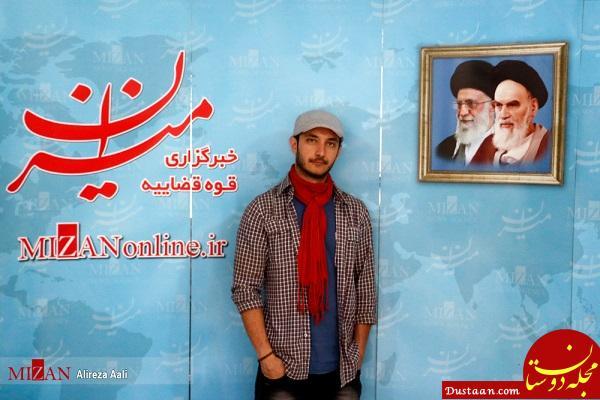 www.dustaan.com ماجرای عجیب بازیگر شدن محمدرضا گلزار! +تصاویر