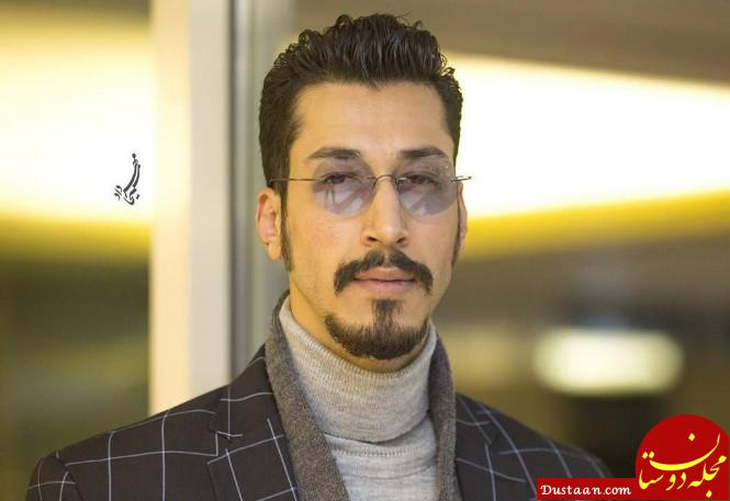 www.dustaan.com گفت و گوی جالب با بهرام افشاری، بازیگر نقش «بهتاش» در پایتخت 5