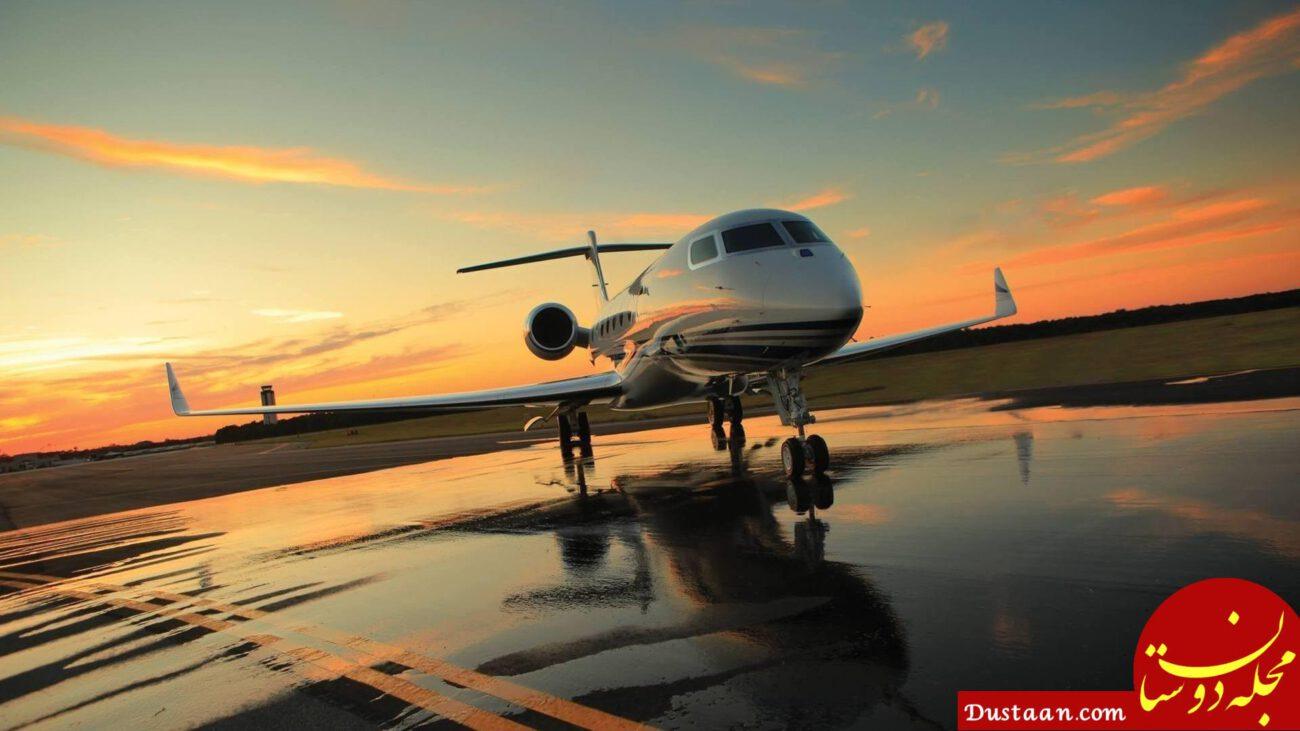 www.dustaan.com هواپیما ربایی با کاغذ و خودکار در چین ناکام ماند!