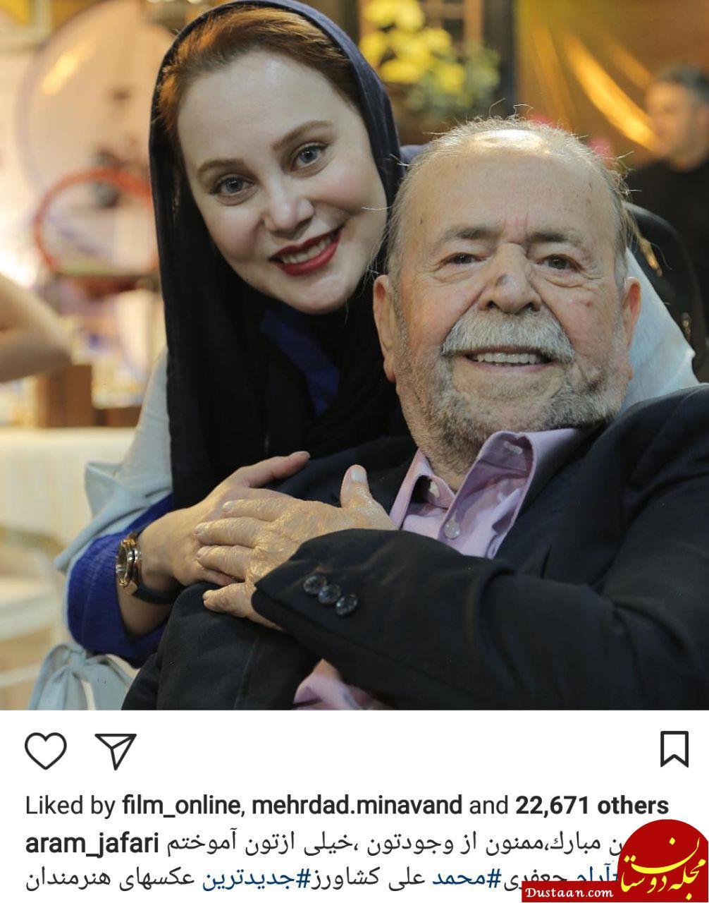 www.dustaan.com تصاویری جالب و دیدنی از بازیگران ایرانی در اینستاگرام «667»