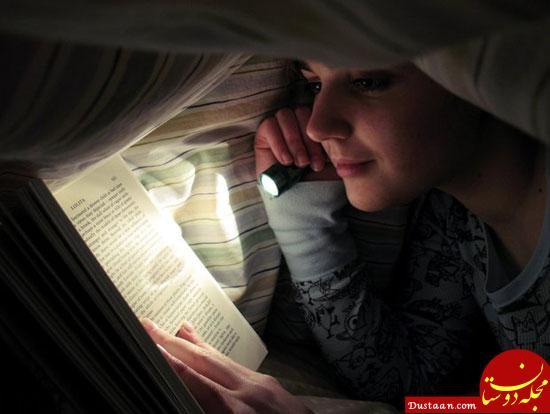 www.dustaan.com خطر مرگ زودرس در کمین شب زنده دارها