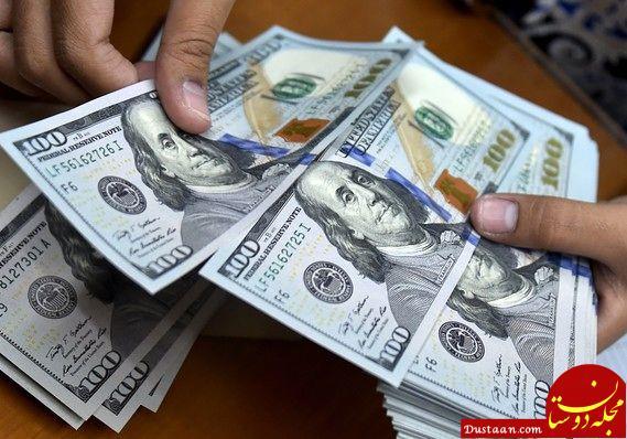 www.dustaan.com سیف: دلار ۴۲۰۰ تومانی بیش از ۵ یا ۶ درصد نوسان نمی کند