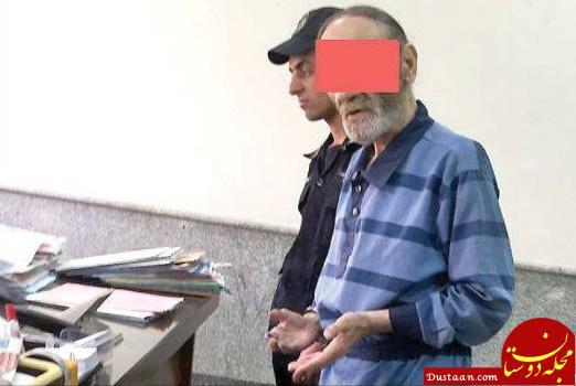 www.dustaan.com دستگیری پدر و پسر آدمخوار در تهران! +عکس