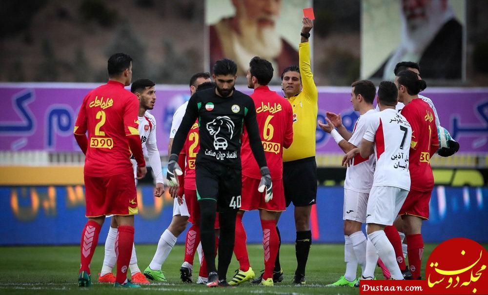 www.dustaan.com اسامی محرومان هفته ۲۹ لیگ برتر اعلام شد
