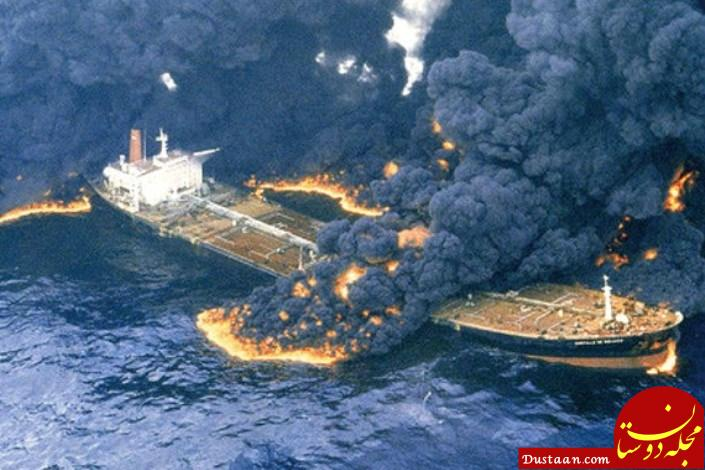 www.dustaan.com علت حادثه نفت کش سانچی مشخص شد