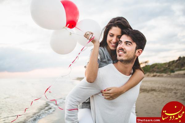 www.dustaan.com چگونه جلوی صمیمیت بیش از حد در روابط عاطفی را بگیریم؟