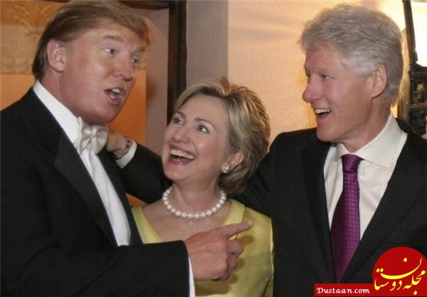 www.dustaan.com افشاگری های جدید بر علیه ترامپ در کتابی نو!