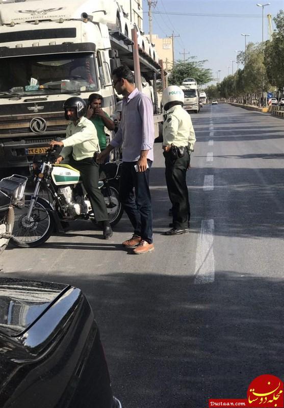 www.dustaan.com تکذیب خبر توقیف خودروهای وارداتی از گمرک بوشهر
