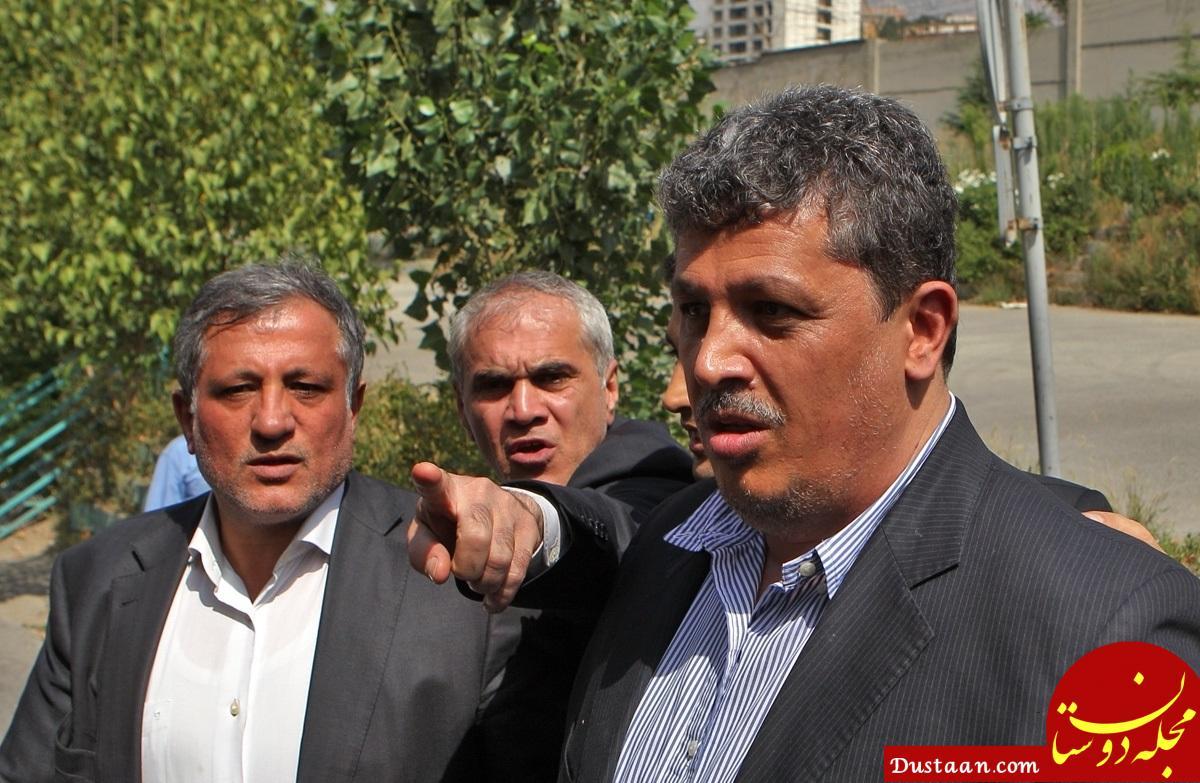 www.dustaan.com «مهدی هاشمی» به زندان بازگشت