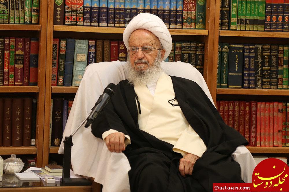 www.dustaan.com آیت الله مکارم شیرازی: قم واتیکان نیست