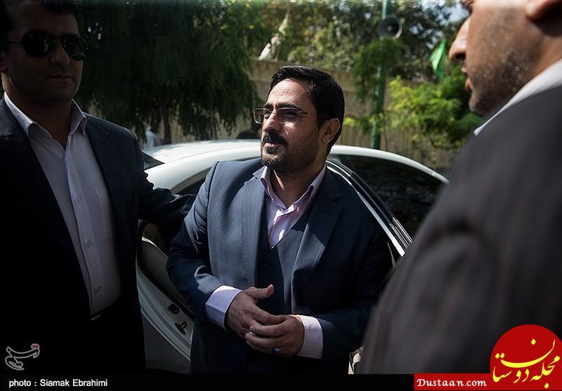 www.dustaan.com سعید مرتضوی وارد زندان اوین شد