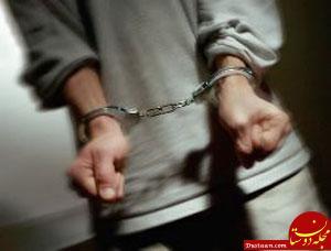 www.dustaan.com دستگیری زورگیر خیابان قائم مقام در درگیری