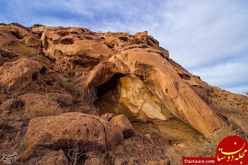 www.dustaan.com سازه هایی که با فرسایش آب و خاک شکل گرفته اند! +تصاویر