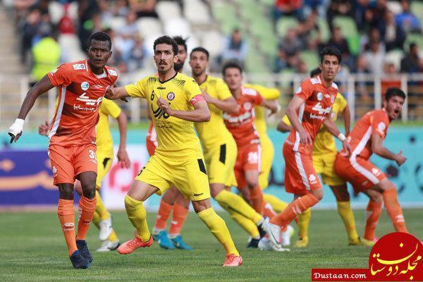 www.dustaan.com نتایج کامل دیدارهای هفته بیست و نهم لیگ برتر