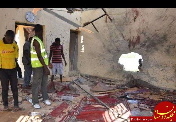 www.dustaan.com حمله انتحاری به نمازگزاران در نیجریه +عکس