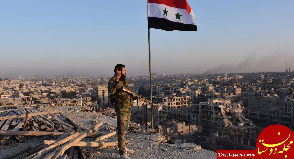 www.dustaan.com ورود ارتش عربی به سوریه جدی است؟