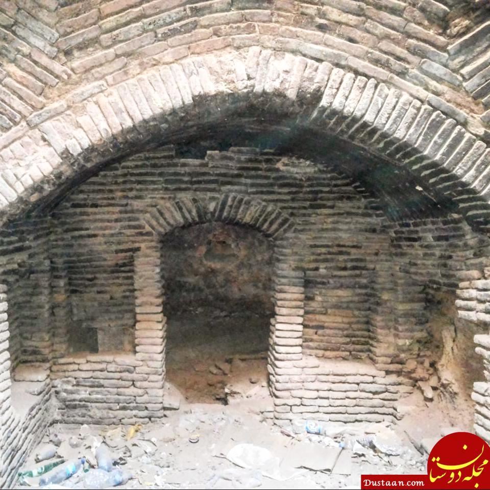 www.dustaan.com کشف یک گور جمعی قدیمی در بافق یزد