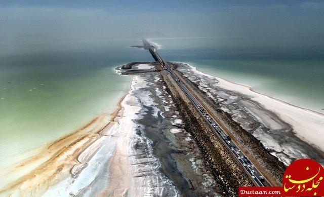 www.dustaan.com پرداخت ۴۰۰ میلیارد تومان برای احیای دریاچه ارومیه