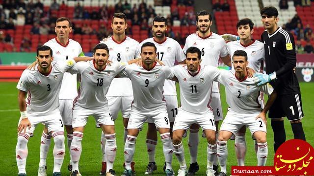 www.dustaan.com گزارش فاکس اسپورت از تیم ایران در جام جهانی