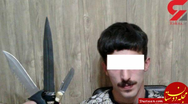 www.dustaan.com کتک زدن پسر جوان توسط ماموران راهور در انزلی؟! +عکس