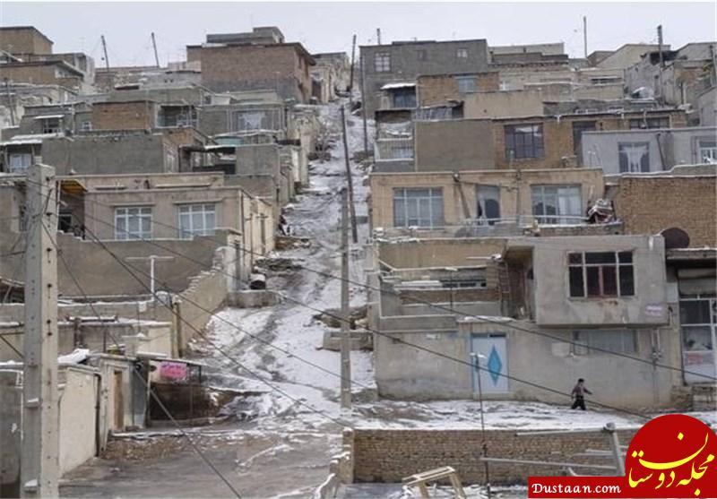 www.dustaan.com فقر، دلیل مهاجرت شهری ها به حاشیه