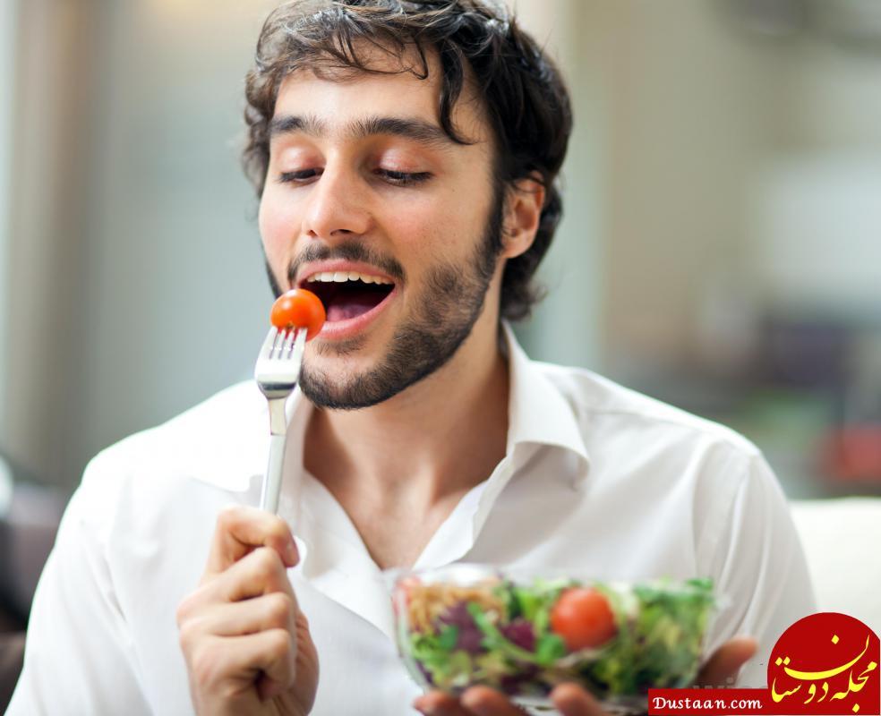 مضرات سریع غذا خوردن/ نجویدن غذا چه عوارضی دارد؟