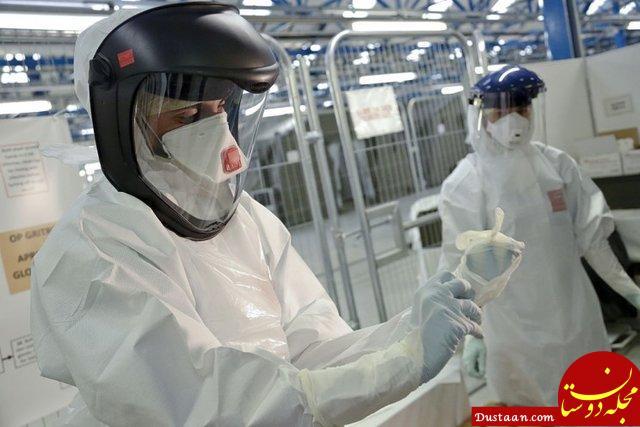 www.dustaan.com هشدار بیل گیتس درباره شیوع یک بیماری همهگیر