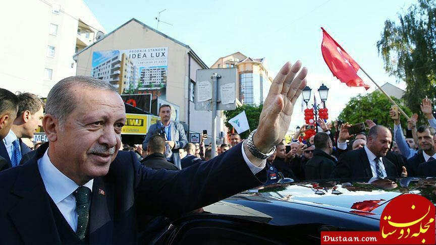 www.dustaan.com گزارش سوء قصد به جان اردوغان در سفر بالکان